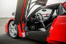 Ferrari topmodellen bloedlijn