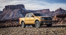 Ford Ranger 2018 pick-up