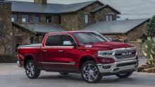 Ram pick-up 2018