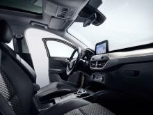Ford Focus 2018 interieur
