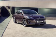 Ford Focus Vignale (2018)