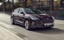 Ford Focus Vignale (20Ford Focus Vignale (2018)18)