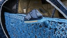 aLevensgrote Lego Bugatti Chiron