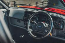 Ford Fiesta XR2 Interieur
