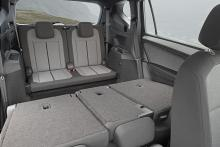 Seat Tarraco achterbank