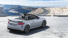 Audi TT RS Roadster Facelift 2019