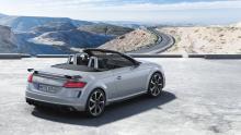 Audi TT RS Roadster Facelift 2019