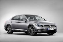 Volkswagen Passat Limousine facelift 2019