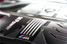 zes-in-lijn BMW X4 M