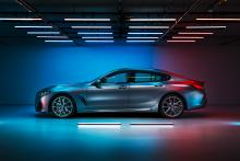 BMW 8-serie Gran Coupe studio