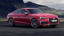 Audi S5 TDI Tango Red
