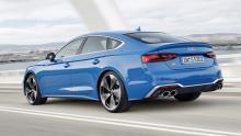 Audi S5 Sportback Turbo Blue