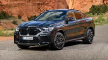 BMW X6 M Competition 2019