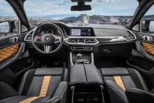 BMW X6 M Competition Interieur