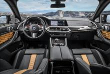 BMW X6 M Competition Interieur
