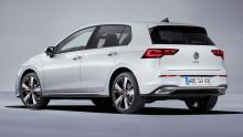 Volkswagen Golf 8 GTE 2020