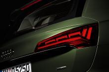 Achterlichten Audi Q5-facelift 2020