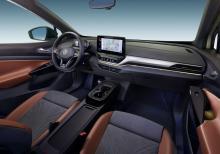 Interieur Volkswagen ID 4 1st edition 2020