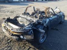 BMW Z8 brandschade