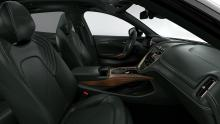 Interieur Aston Martin DBX door David Adjaye