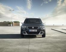 Voorkant Seat Arona facelift (2021)