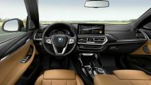 Interieur BMW X3 PHEV (Facelift, 2021)