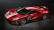 Ford GT Heritage Edition 67