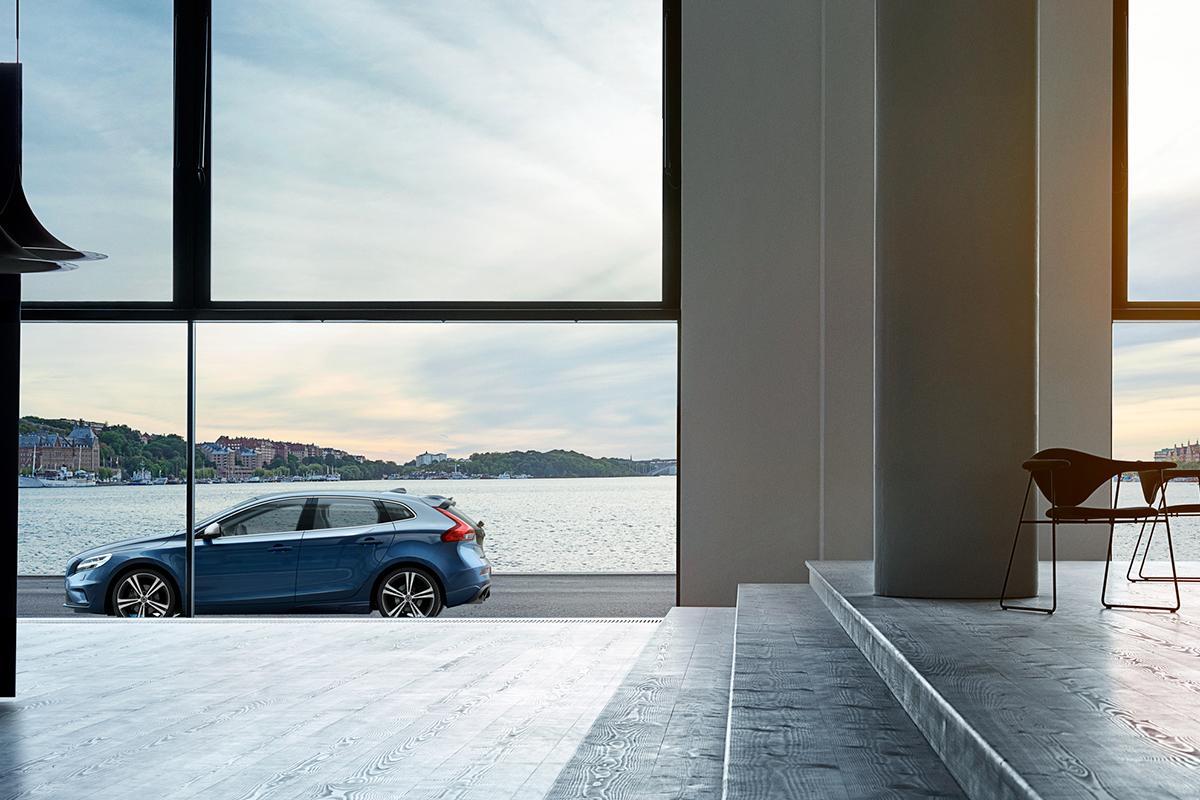 Volvo V40 Polar-serie