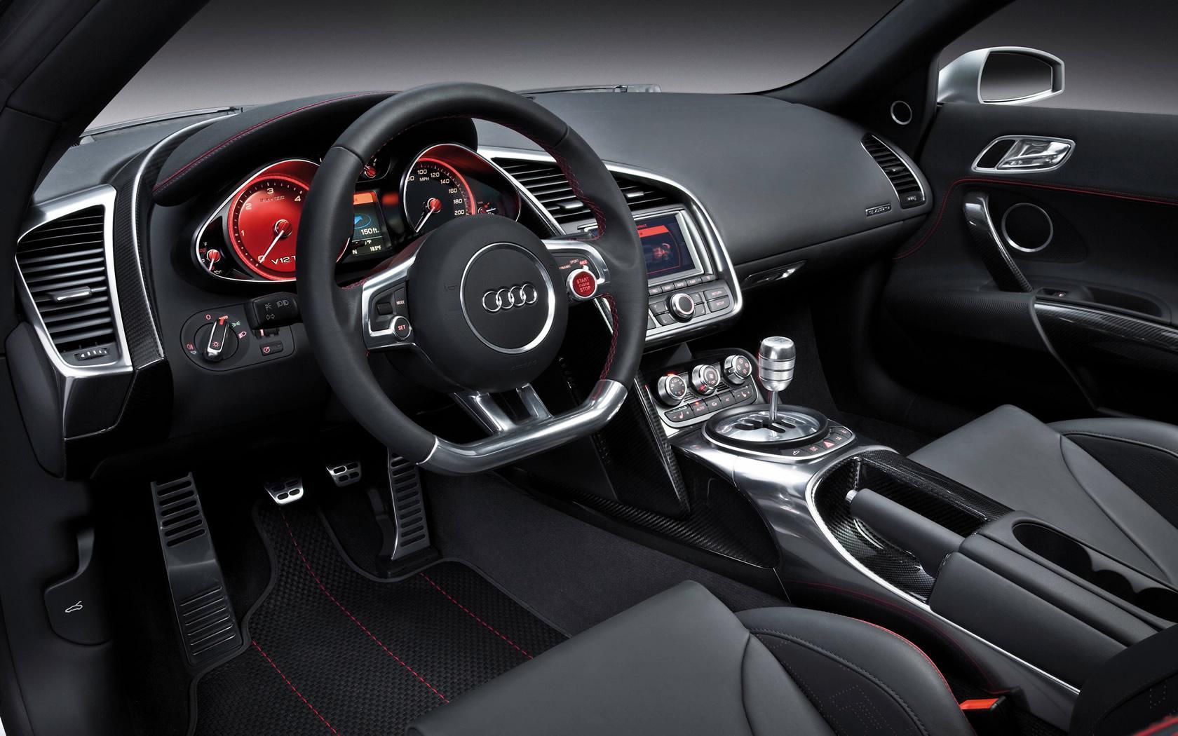 Audi R8 V12 TDI De Vergeten Diesel Concept Uit 2008