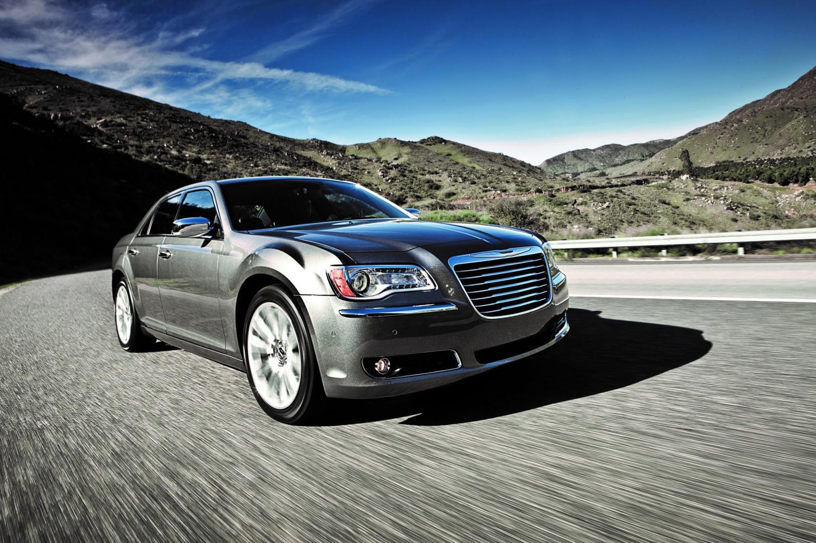 Chrysler 300C 3.6 V6 (2011)