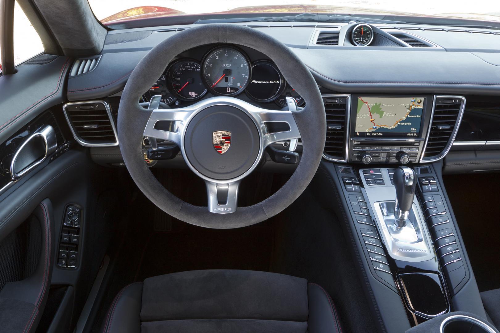 Porsche Panamera Gts 2012 Test En Specificaties Topgear Nederland