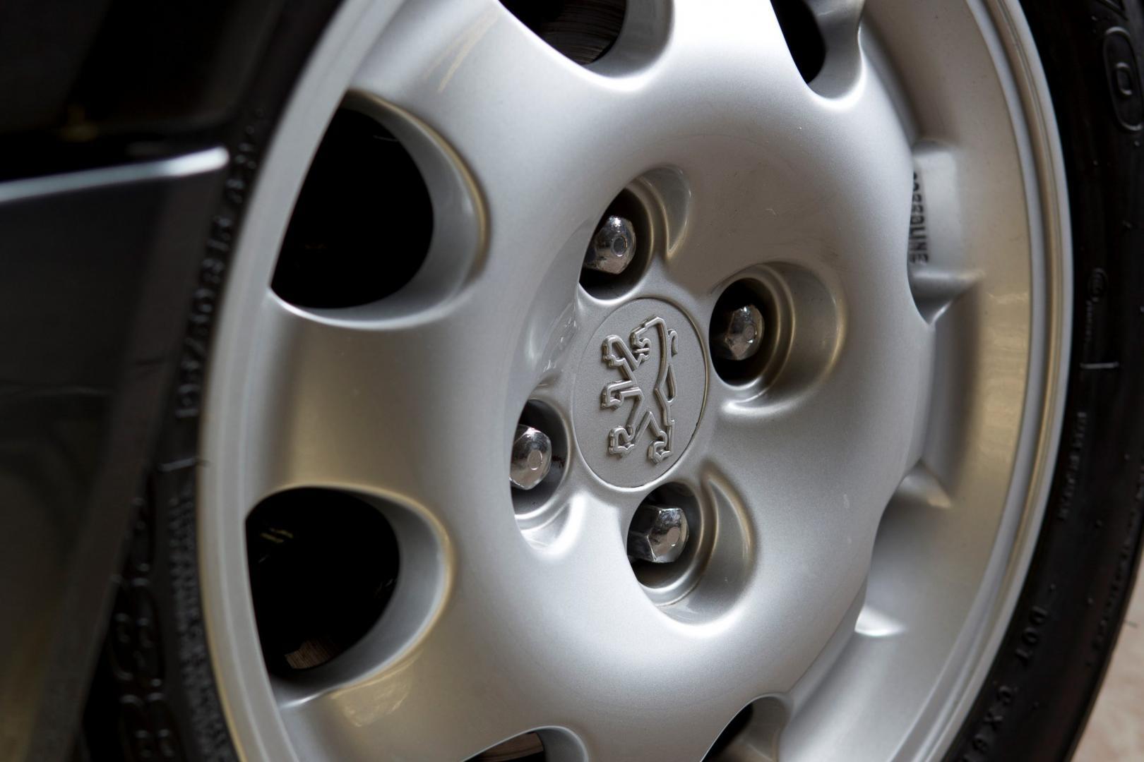 Peugeot 205 GTi Pug1off (2013)