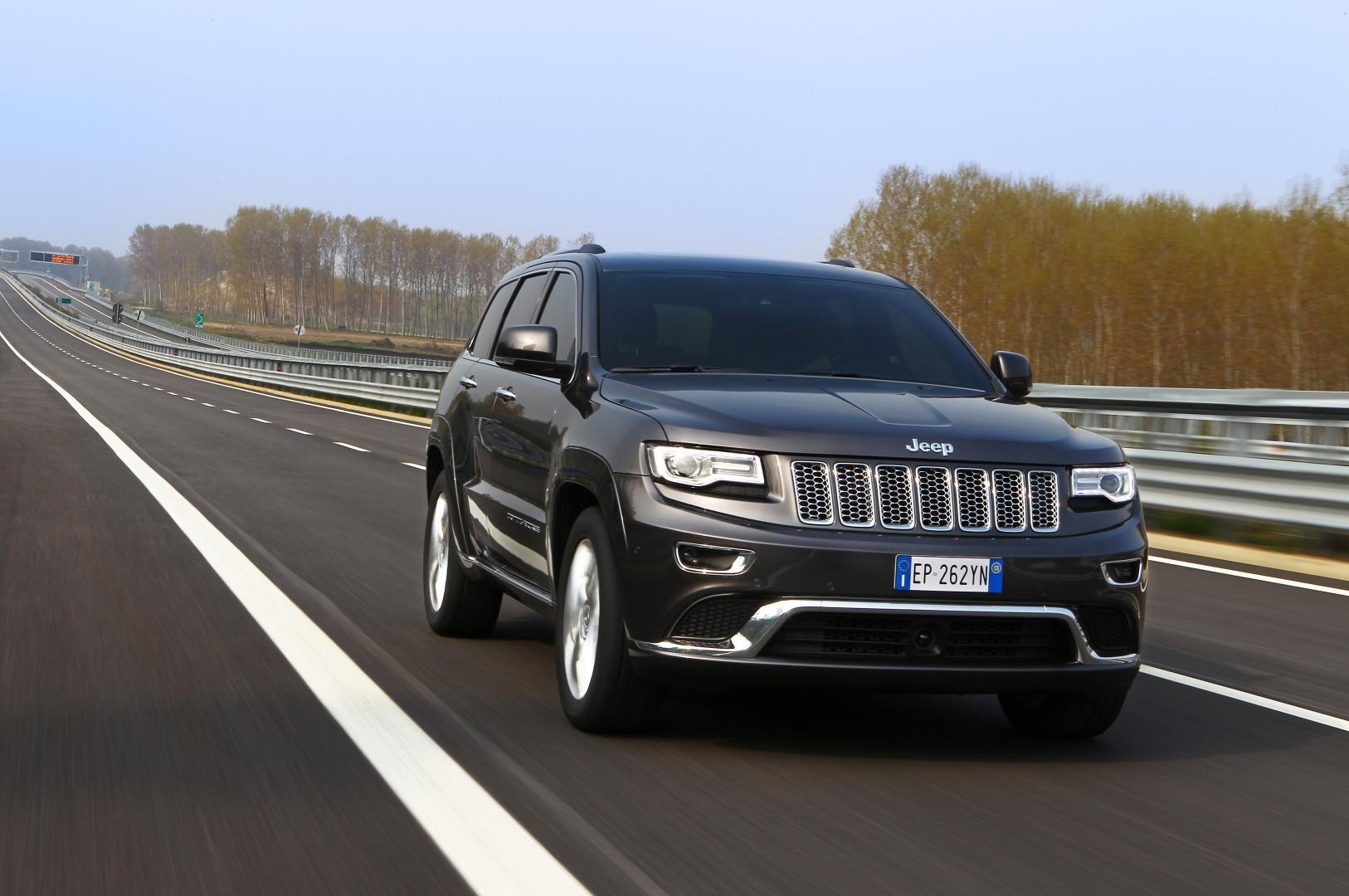 jeep grand cherokee 5 7 v8 summit 2013 test specificaties topgear. Black Bedroom Furniture Sets. Home Design Ideas