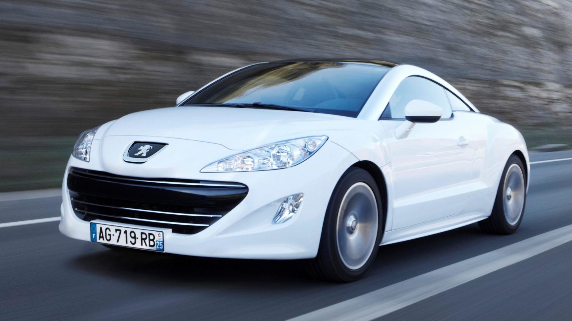Peugeot RCZ (2013)