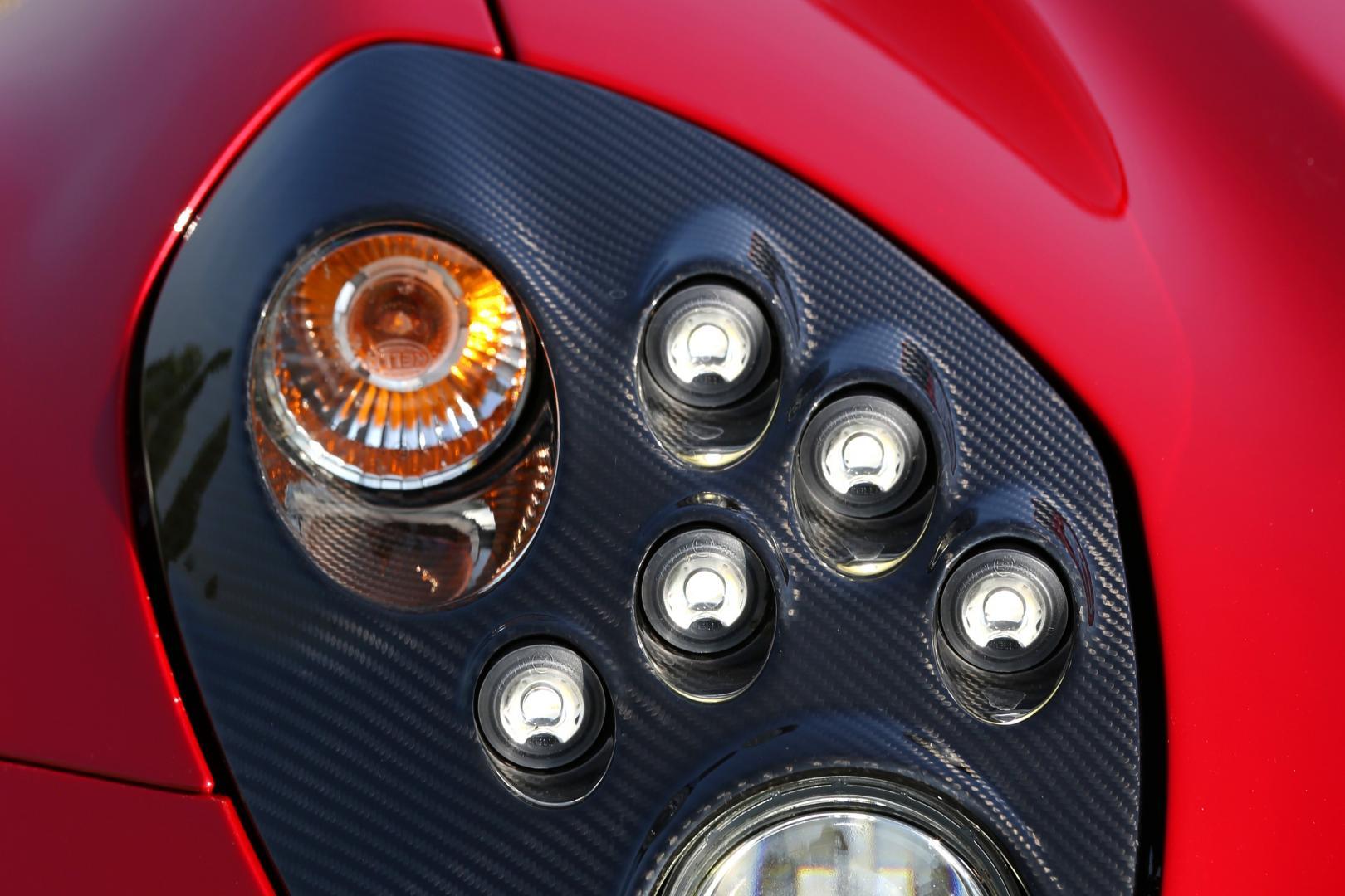 Betere Alfa Romeo 4C - test en specificaties - TopGear Nederland PT-98
