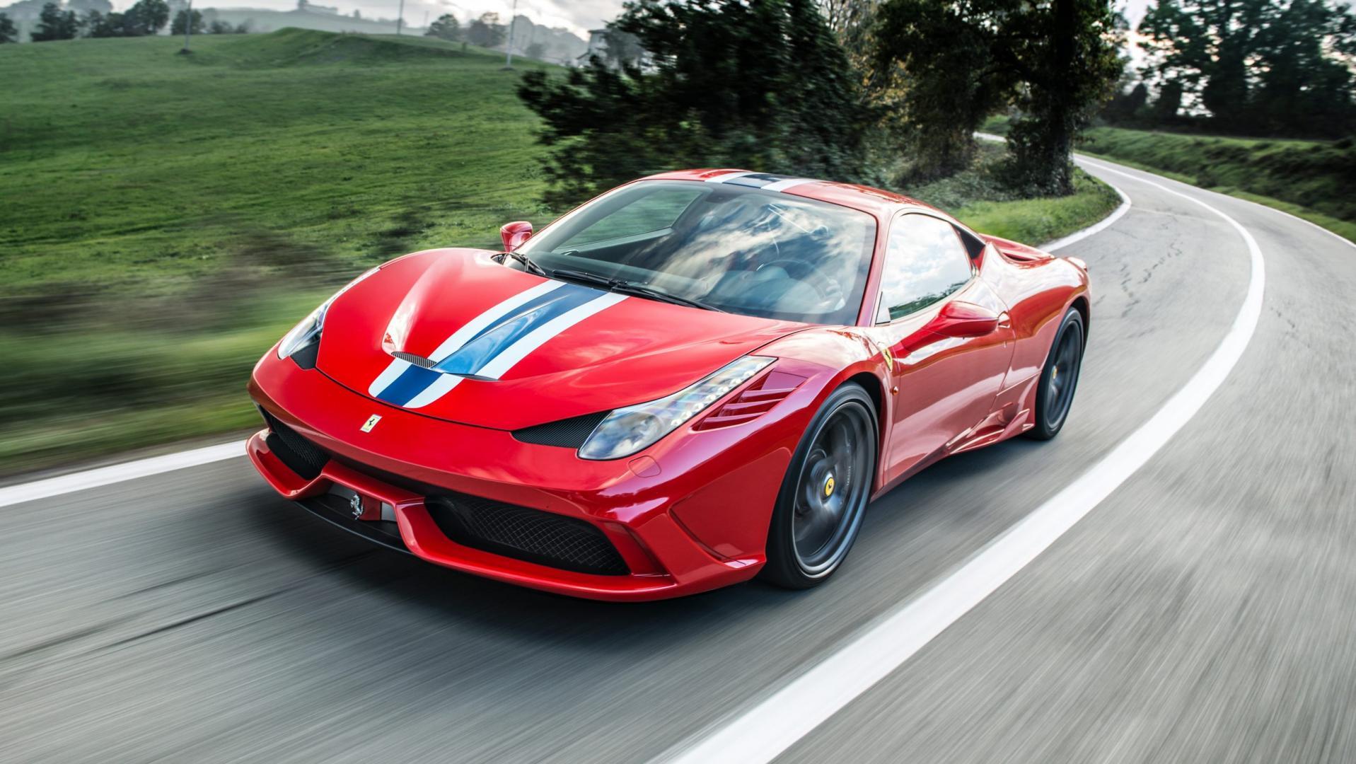 Ferrari 458 Speciale (2014)