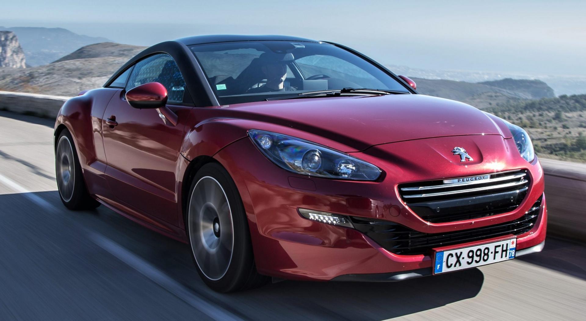 Peugeot RCZ R (2014)