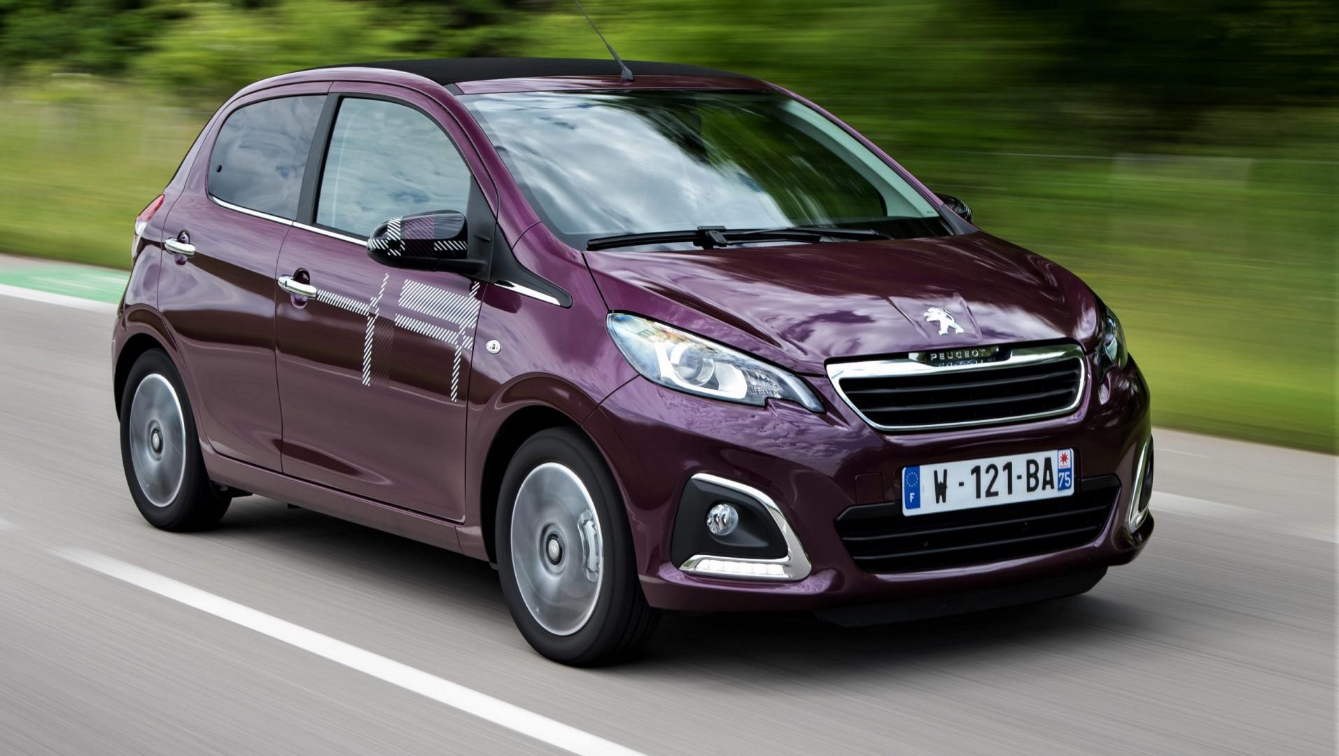 Peugeot 108 1.0 e-VTi (2014)