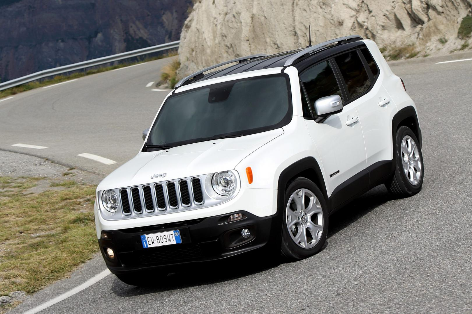 Jeep Renegade 2.0 Limited 4WD (2014)