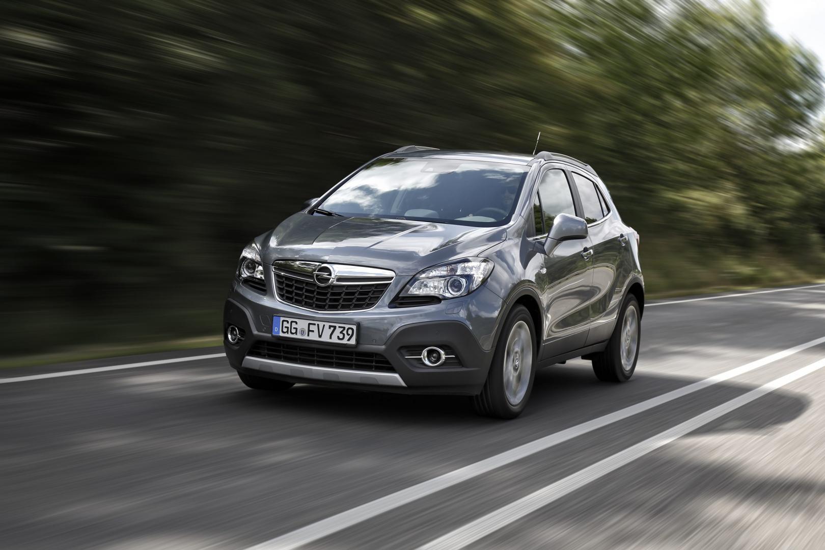 Opel Mokka (2015)