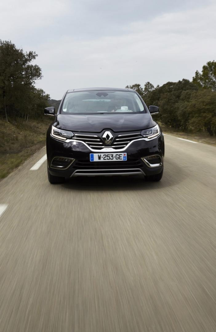 Renault Espace Energy TCe 200