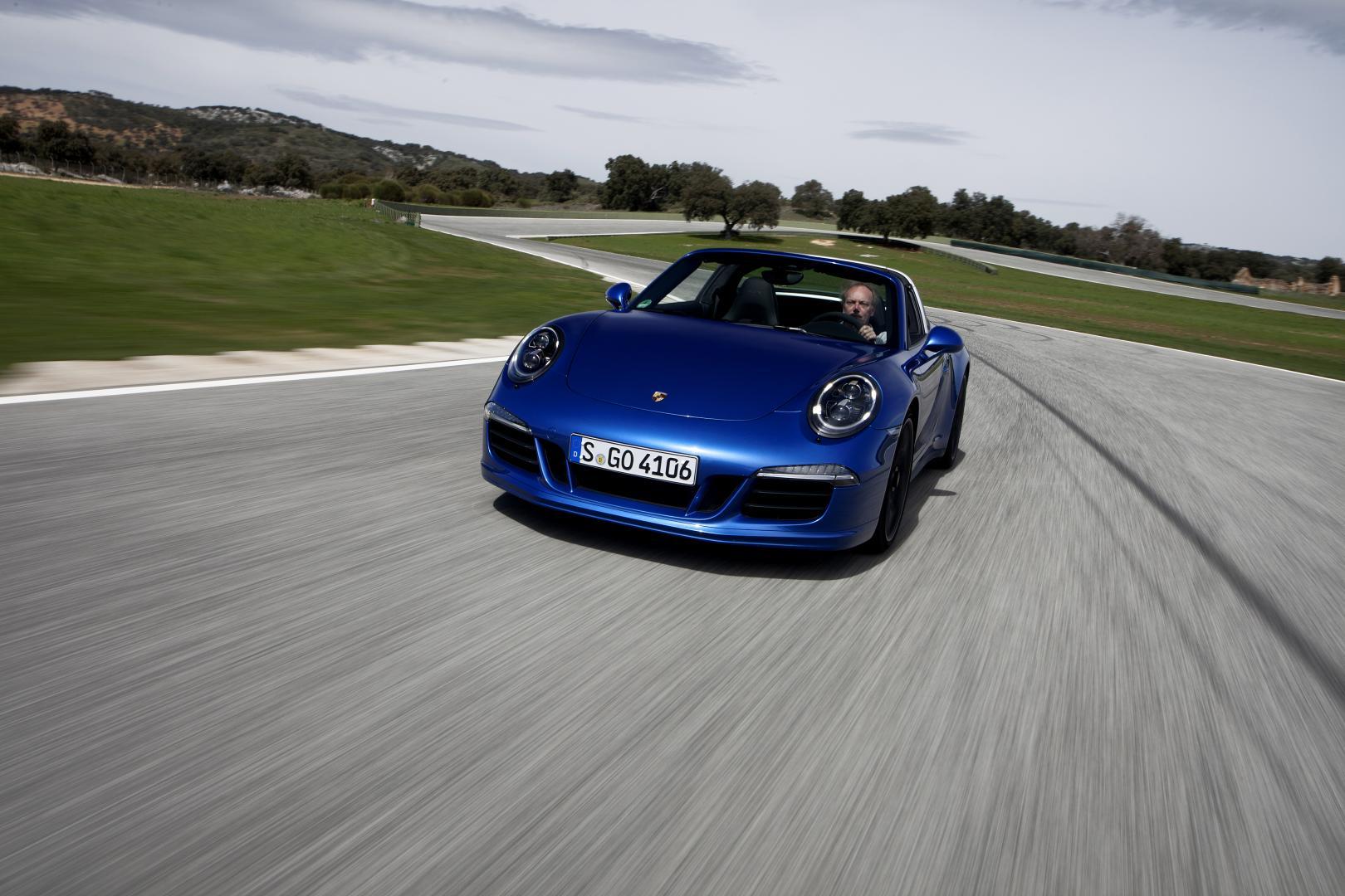 tweedehands auto Porsche Targa GTS