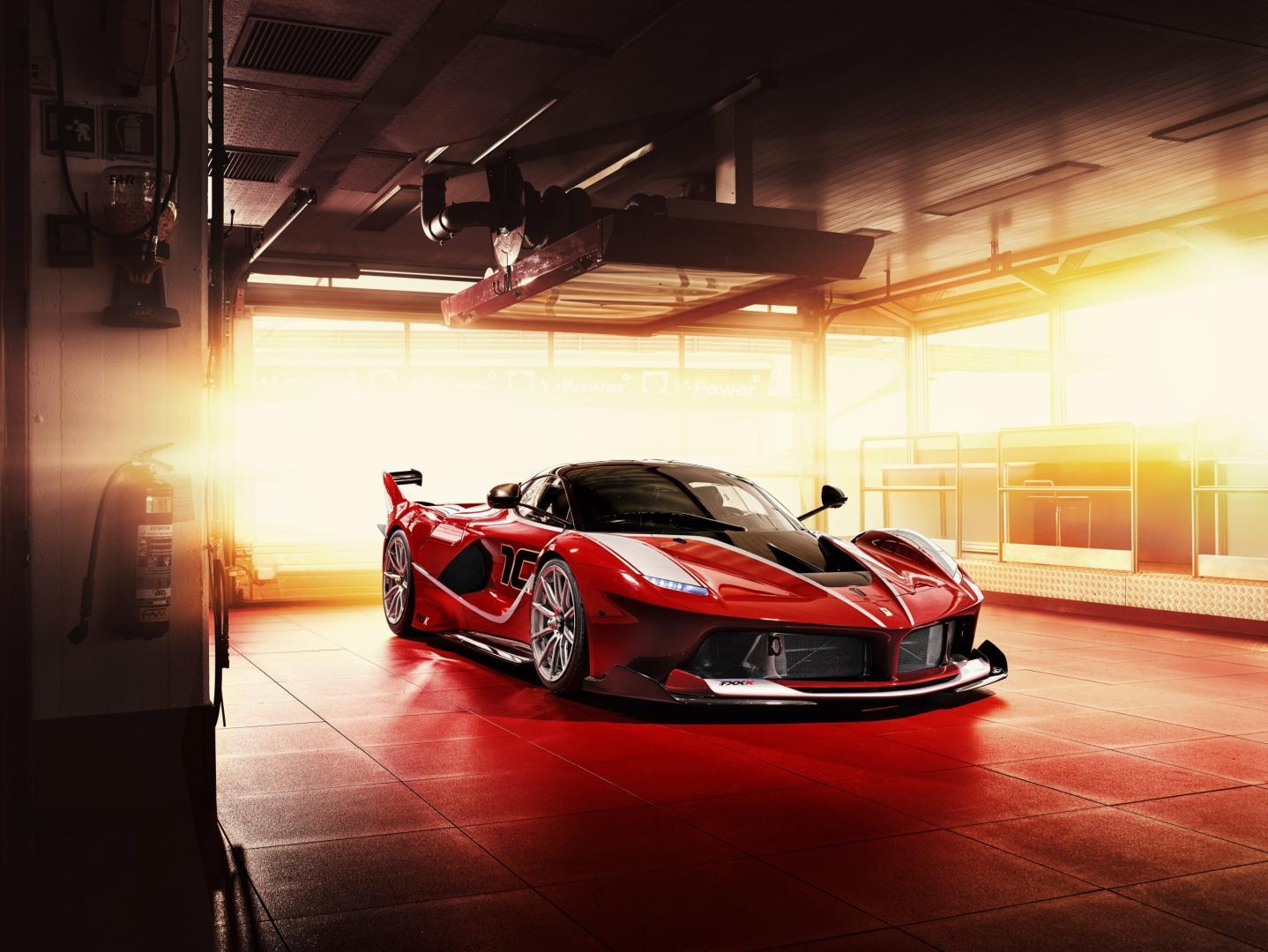 Ferrari FXXK (2015)