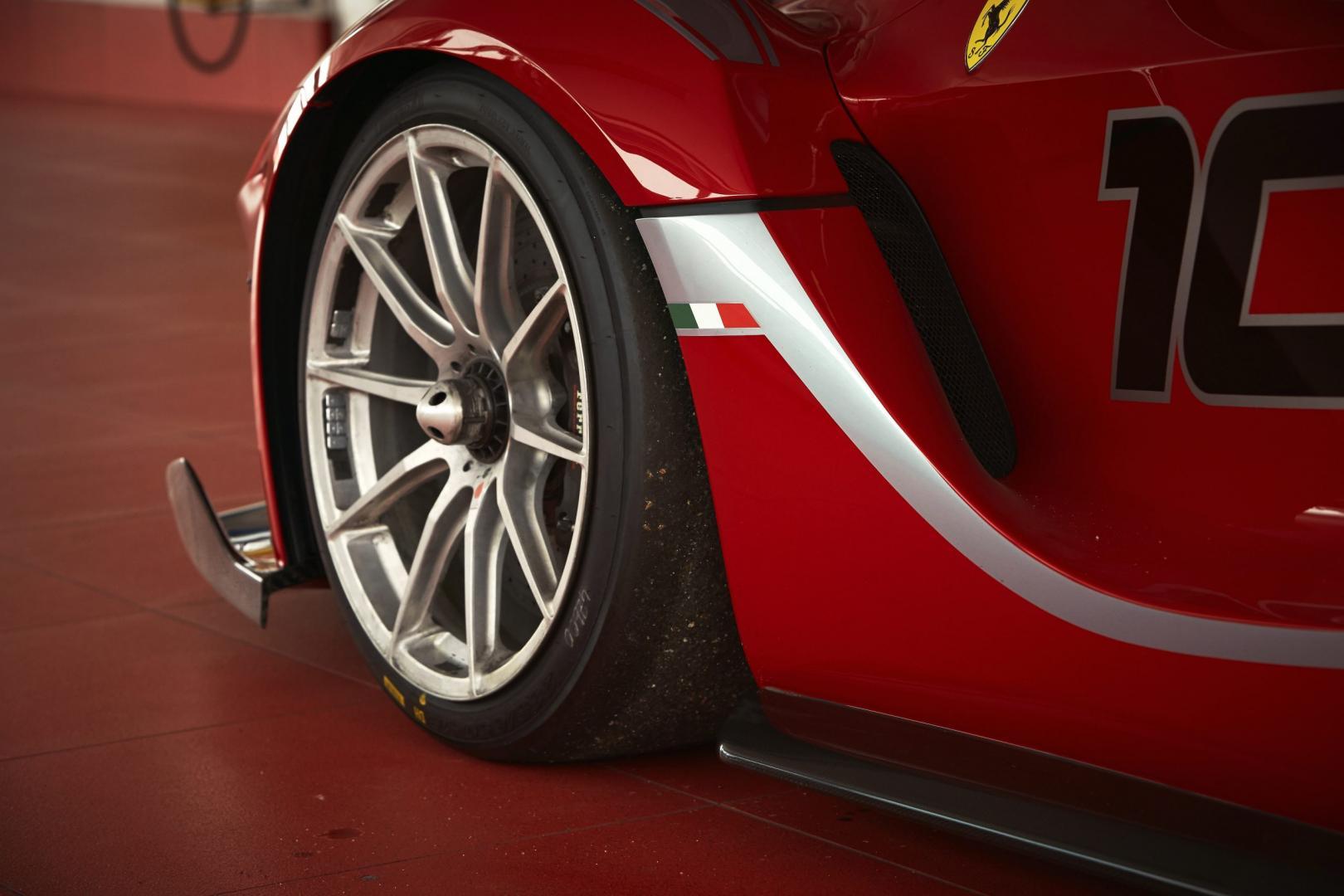 Ferrari FXXK velg (2015)