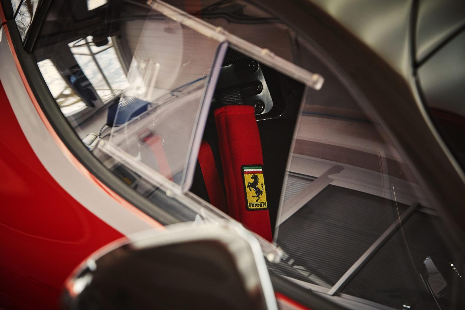 Ferrari FXXK raam (2015)