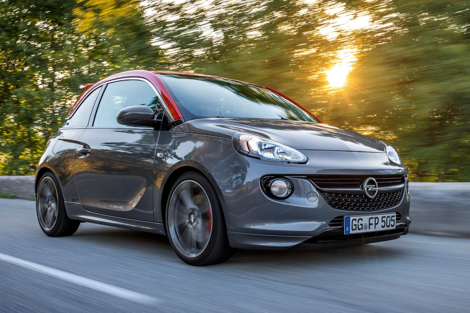 Opel Adam S 1.4 Turbo (2015)