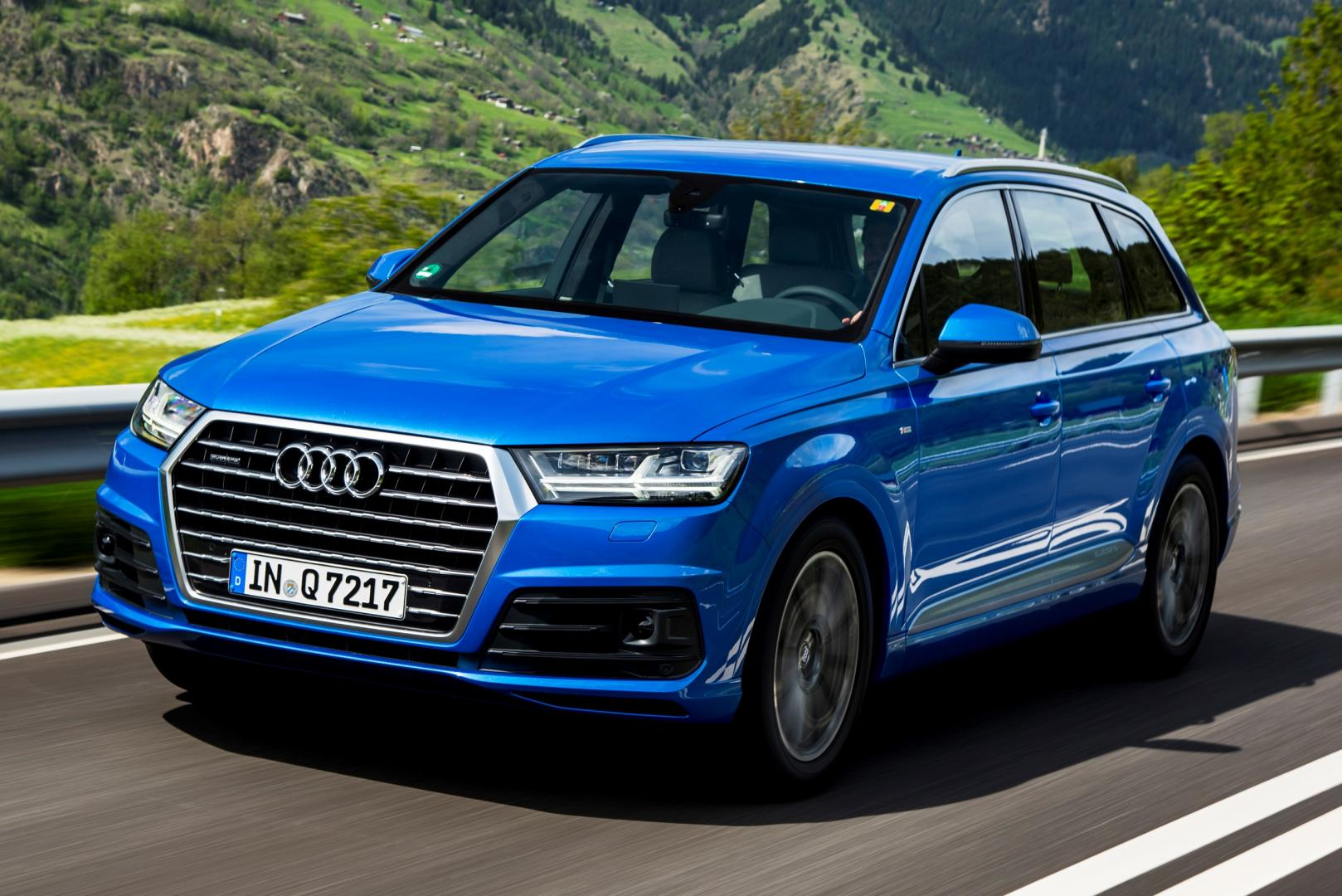 audi q7 3 0 tdi quattro tiptronic test en specificaties topgear. Black Bedroom Furniture Sets. Home Design Ideas