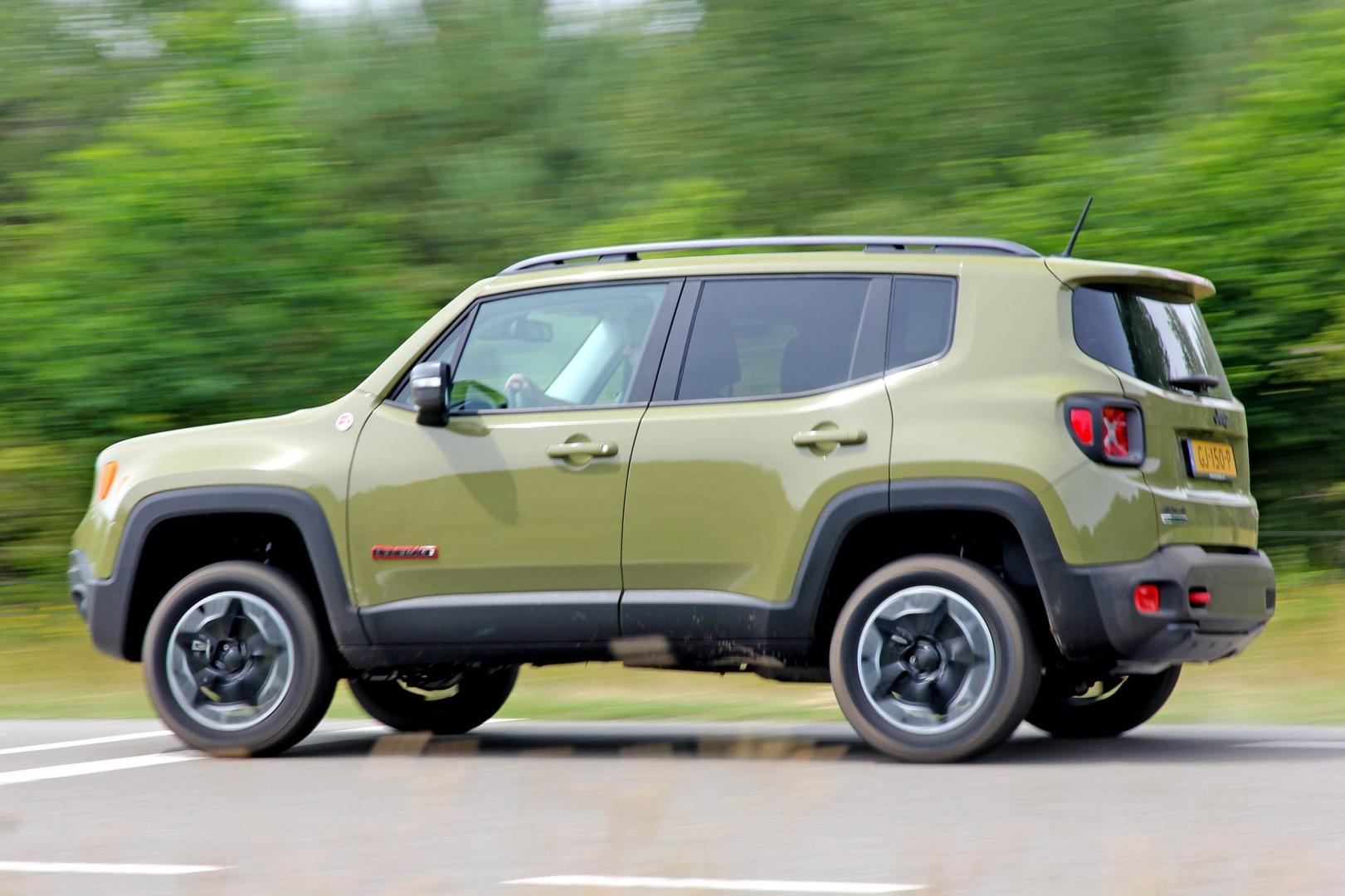 Jeep Renegade 2.0 4WD Trailhawk (2015)