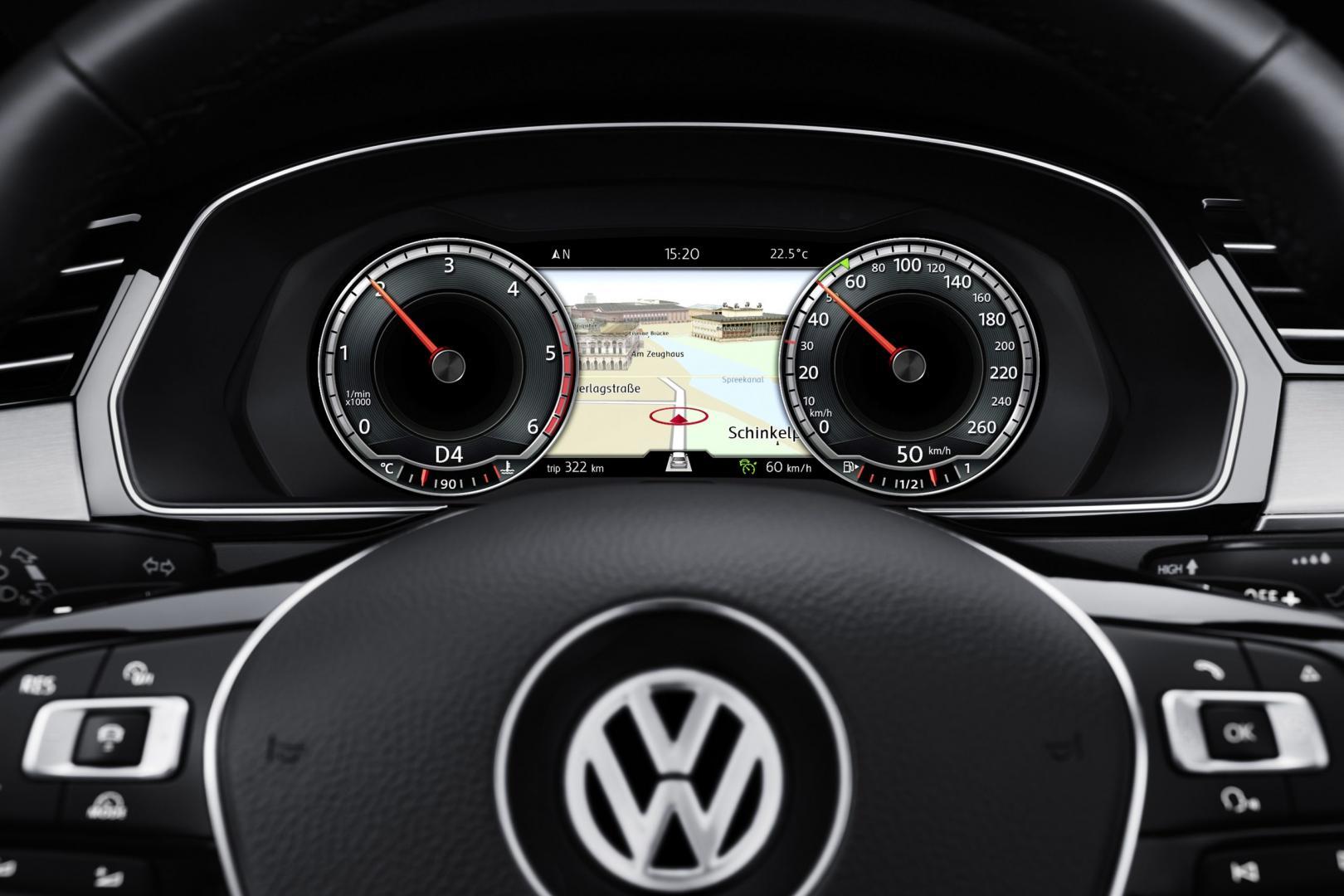 Volkswagen Passat 20