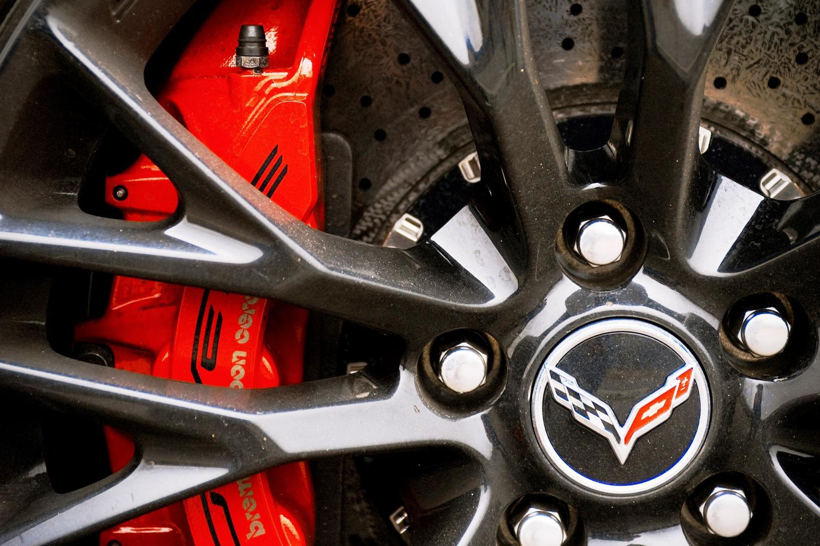 Chevrolet Corvette C7 Z06 velg (2015)